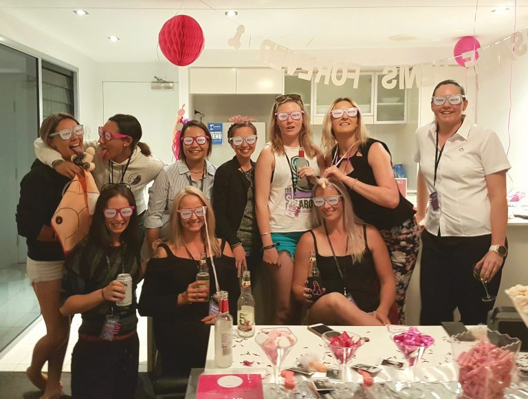 Hen's Pamper Party in Brisbane City